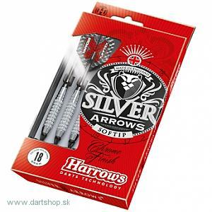 Šípky Harrows Silver Arrows